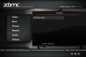 Acceso al SVN Repo Installer