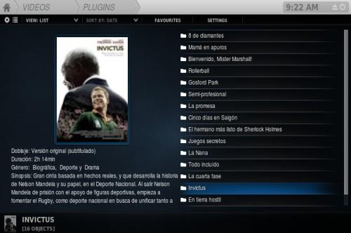 Peliculas21 en pelisalacarta con el mod aplicado