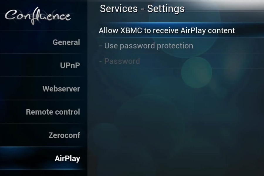 primeros-pasos-kodi-airplay