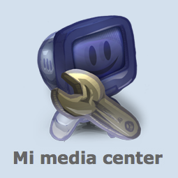 El logo del add-on de ejemplo en XBMC