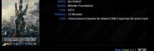 Cómo completar la biblioteca de XBMC / Kodi corrigiendo los errores (Vídeo)
