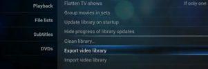 Cómo hacer una copia de seguridad de la biblioteca de XBMC / Kodi (Vídeo)